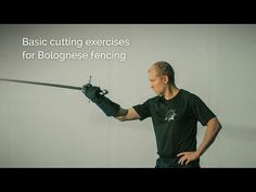 In this video I will show you some of the basic cutting exercises I use for sidesword practice. The sword I use is a Marco Danelli sidesword. Fight Techniques, Martial Arts Techniques, Survival Tips, Survival Skills, Historical European Martial Arts, Combat Training, Hand To Hand Combat, Sword Fight, The Orator