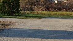 Heritage Park, off Upper Canada Drive, Heritage Park subdivision, Sarnia, Ontario.  November 25, 2015.