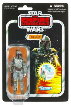 Star Wars - The Vintage Collection #09 - Boba Fett (ESB card)