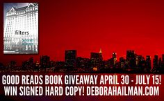 #‎giveaway‬ almost over! Join ‪#‎readers‬ club now for ‪#‎CHANCE‬ 2 ‪#‎WIN‬ signed copy http://deborahailman.com ‪#‎NYC‬