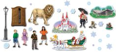 Dominie | Christian Classroom Guide to The Lion, The Witch and The Wardrobe Bulletin Board
