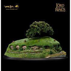 Weta Le Seigneur des Anneaux diorama Bag End Regular Edition