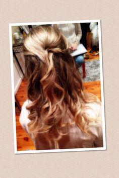 Bridal Trial @JLea Hair