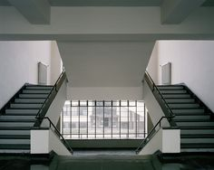 walter gropius / bauhaus / modernism / international style / minimalism