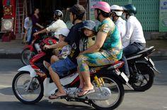 Family scooter - Vietnam Vietnam, Baby Strollers, Children, Baby Prams, Young Children, Boys, Kids, Prams, Strollers