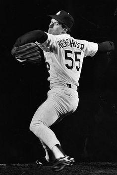 1988-Orel Hershiser, Dodger Pitcher