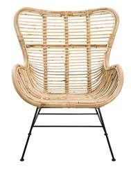 chaise de jardin en bois casa