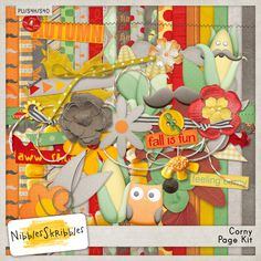 DSD is here, and Nibbles Skribbles has some fantastic deals for you at Digital Scrapbooking Studio.  First off, she has a new release, Corny, that is 50% off.  She also has some 5 for $5 grab bags and some freebies to give away on her blog!  Corny http://www.digitalscrapbookingstudio.com/store/nibbles-skribbles-c-13_203/corny-page-kit-by-nibbles-skribbles-p-31453.html Blog http://www.nibblesskribbles.com/ Shop http://www.digitalscrapbookingstudio.com/store/nibbles-skribbles-c-13_203/