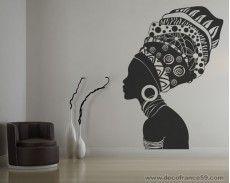 profil femme Africaine