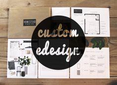 E-Design package I Amanda Totoro Design #Interior Design