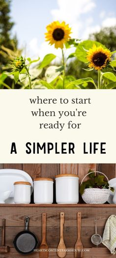Where do you start when you want to live more simply? Start right at home! Here are ten things to get you started. Minimalist Lifestyle, Minimalist Living, Slow Living, Frugal Living, Set A Reminder, Simple Living, Natural Living, You Gave Up, Sustainable Living