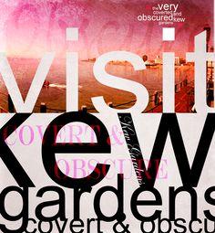 Kew - David Carson - My design