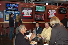 Alumni Social - Spring 2012 - Peppino's Downtown