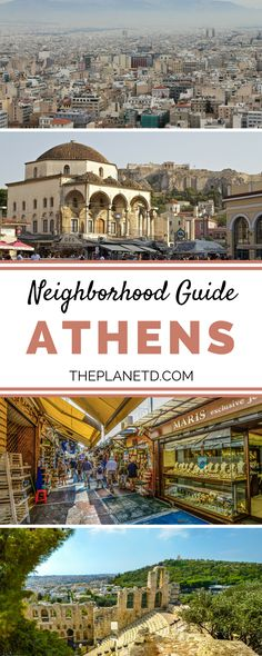Where To Stay In Athens - A Locals Guide To The Best Neighborhoods Backpacking Europe, Europe Travel Tips, European Travel, Travel Advice, Travel Destinations, Traveling Europe, Greece Vacation, Greece Travel, Greece Trip