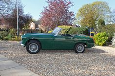 mg midget - I have wanted one of these for as long as I can remember.