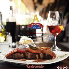 Angus Brangus Parrilla Bar  es el restaurante ideal para disfrutar la gastronomía internacional y variedad de bebidas y cócteles.    www.angusbrangus.com.co    Reservas: 2321632 - 310 7006602.  Cra. 42 # 34 - 15 / Vía las Palmas.    #Medellín #AngusBrangus #RestaurantesMedellín #Medellínsísabe #quehacerenmedellín #gastronomia #recomendadosmedellín #Parrilla #Bar