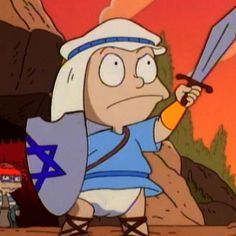 It's so much fun-akkah to celebrate Hanukkah! From Maccabee Rugrats to holiday armadillos, check out the best Hanukkah references in pop culture, on Babble.