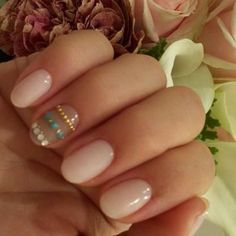 Nude Color Nails Can Be Pretty Too! We Promise! 25 of the Very Best Nude Nail Polish Colors and Designs to Make You Fabulous!