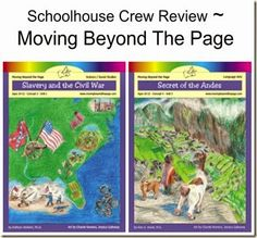Moving Beyond The Page #homeschool #movingbeyondthepage