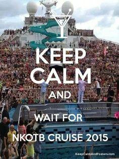NKOTB Cruise 2015