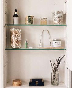 Being good to your body and to the planet starts with small changes. ✨ Our daily habits add up and have the ability to impact the future of our 🌍 📸: is giving us the low-waste shelfie inspo we needed this Tuesday 🙌 _________ All Natural Toothpaste, Our Daily, Being Good, Small Changes, Shelfie, Green Life, Glass Containers, You Are Awesome, Happy Weekend