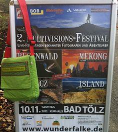 Multivisionsfestival in #BadTölz. Ganz sicher ein sehr sehenswertes #Event