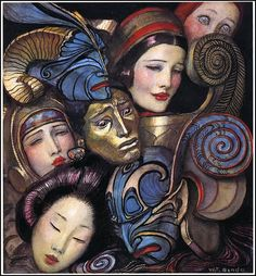 benda - life, 1922