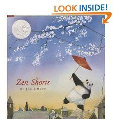 Amazon.com: Zen Shorts (Caldecott Honor Book) (9780439339117): Jon J Muth, Jon J. Muth: Books