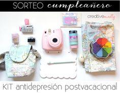 Creative Mindly: Sorteo Cumpleañero 2014: cumplo 27 veranos