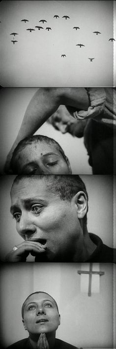 La passion de Jeanne d'Arc (The Passion of Joan of Arc), 1928 (dir. Carl Theodor Dreyer) By 20buckspin