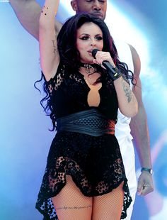jesy nelson-little mix  someone who is not afraid to embrace her body. It pays to love yourself!