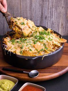 Doritos, Quick Meals, No Cook Meals, Tasty Dishes, Food Dishes, Mexican Food Recipes, Healthy Recipes, Ethnic Recipes, Cilantro
