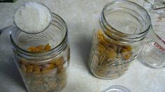 Soak and Dehydrate Raw Nuts