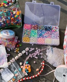Cute Jewelry, Beaded Jewelry, Handmade Jewelry, Jewellery, Colorfull Wallpaper, Estilo Indie, Diy Bracelets Easy, Accesorios Casual, Kawaii