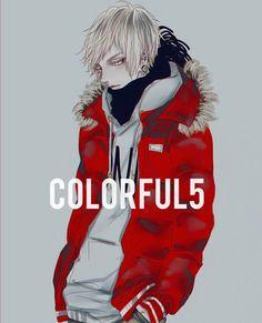 Ibuki Mangaka - Masaki - Colorful5