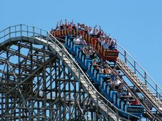 Gemini coasters at Cedar Point, rode it when it opened over 30 years ago.