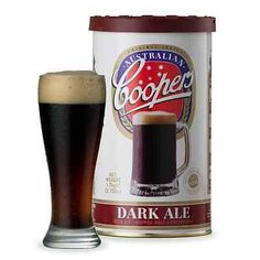 #Coopers beer #making kits - 40 #pints dark ale ,  View more on the LINK: http://www.zeppy.io/product/gb/2/252520231604/