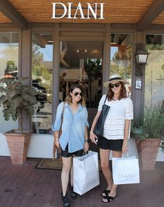 Thanks so much to @aliciamlund and #couldihavethat for playing with us today! We had SUCH a blast! xo the DIANI girls #mydatewithdiani #bloggers #style #shoppingdate #couldihavethat #cheetahisthenewblack #santabarbara