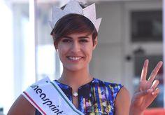 Miss Italia: Alice Sabatini, reginetta dai capelli corti (ANSA)