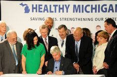 If feds don't approve a second Healthy Michigan waiver, there is no plan B.  http://www.mlive.com/lansing-news/index.ssf/2015/11/if_feds_dont_approve_a_second.html