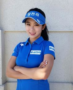 Golf tips, tricks and products Cute Asian Girls, Cute Girls, Korean Beauty, Asian Beauty, Ladies Golf Bags, Girls Golf, Golf Player, Lpga, Golf Lessons