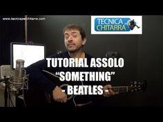 Lezioni di chitarra: Something -Tutorial assolo