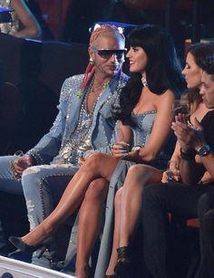 Katy & Riff Raff
