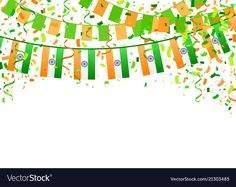 15 August Independence Day, Indian Independence Day, Independence Day Decoration, Beautiful Rangoli Designs, Web Design, Graphic Design, August 15, Republic Day, Confetti