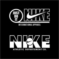 Nike Design, Logo Design, School Shirt Designs, Sharpie Drawings, Logo Sticker, Sports Logo, Minimal Design, Designing Women, Logo Branding