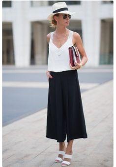 Glitter News: Trend Alert: Culottes