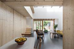 Calderon-Folch-Sarsanedas Arquitectes > Casa Eficiente MZ | HIC Arquitectura
