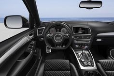 Salon Francfort 2015 : Audi SQ5 Plus