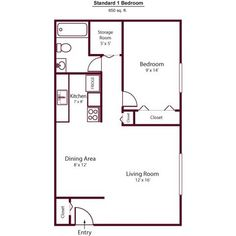 650 sq ft floor plans - Google Search