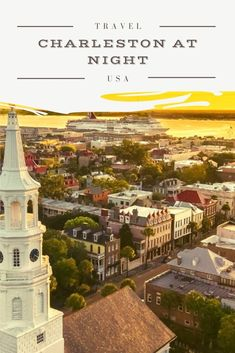 The best evening activities in Charleston - from ghost tours to moonlight paddleboarding there really is something for everyone in this comprehensive guide to visiting Charleston at night. #charleston #southcarolina #usa #travel Countries To Visit, Cool Countries, Ghost Tour, Christmas Travel, Most Haunted, Best Places To Travel, Travel Usa, Travel Tips, Winter Travel